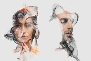 15种抽象逼真的烟雾Photoshop笔刷插图9