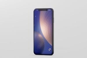 高品质的iPhone XS Max智能手机样机模板 Phone XS Max Mockup插图12