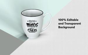 马克杯外观图案设计预览样机v2 Mug Mockup 2.0插图14