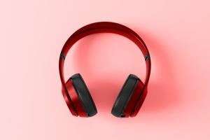 高品质头戴运动音乐耳机样机模板 Headphones Mockup插图3