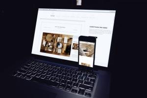 响应式网站设计多设备样机合集 Lifestyle Responsive iPhone Mock-Up插图12