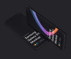 三星智能手机S10超级样机套装 Samsung Galaxy S10 Mockups插图18