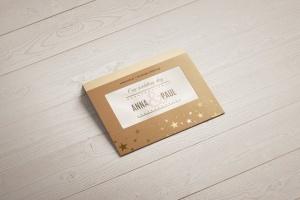 公司/企业信封设计样机模板 Envelope C5 / C6 Mock-up插图5