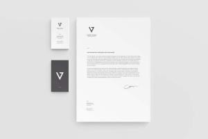 逼真品牌VI设计演示企业办公用品样机2 Branding / Identity Mock-up 2插图4