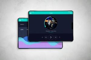 概念版本iPad X样机模板 iPad X Mockup插图4