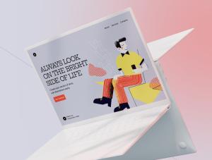 一流设计素材网下午茶:有创意的舞蹈跳舞主题插画素材下载[Sketch,Ai,XD]插图2