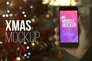 实景iPhone展示样机模板合集 Mobile Mockup Living Photos插图14