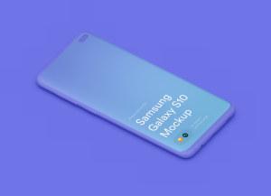 三星智能手机S10超级样机套装 Samsung Galaxy S10 Mockups插图35