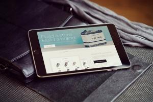 iPad平板电脑屏幕设备样机v4 iPad Screen Mockup v4插图6