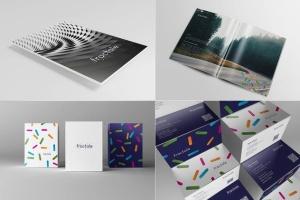 企业品牌标识样机模板v2 Corporate Identity – Branding Mockups V2插图4