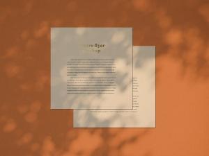 品牌VI设计系统办公用品印刷品套件样机 Stationary Mockup — Set 1插图15