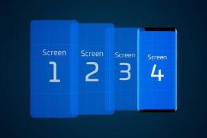 三星智能手机S9设备动态样机模板v2 Animated S9 MockUp V.2插图8