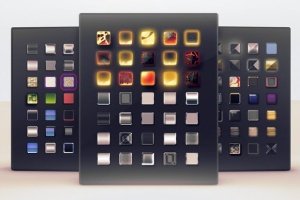 100款精美PS字体样式合集 100 Photoshop Layer Styles Bundle – Text Effect插图2