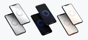 iPhone XS Max智能手机APP应用UI设计效果图样机05 iPhone XS Max Mockup 05插图3
