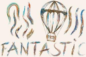 插画家的数字绘画艺术神奇精彩画笔插图(2)