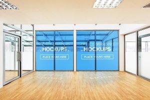 20多个办公室品牌样机展示模型mockups插图9