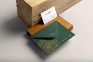 高端品牌VI设计办公用品套件样机模板v2 Flora Branding Mockup Vol. 2插图5