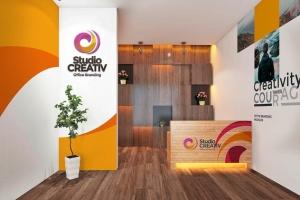 工作室/办公室品牌样机模板v2 Studio/ Office Branding Mockups V2插图7