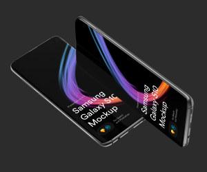 三星智能手机S10超级样机套装 Samsung Galaxy S10 Mockups插图17