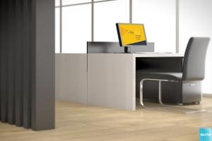 3D立体logo标志企业文化办公室设计VI样机展示模型mockups插图13