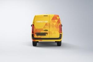 紧凑型厢式小货车样机 Compact Van Mock-up插图5