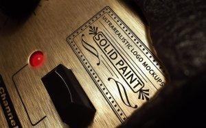 质感超级写实的经典品牌LOGO设计展示模型Mockups[PSD]插图7