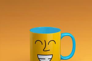 经典图案马克杯样机v3 Mug Mock-up vol.3插图2