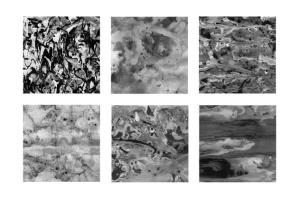 30款油漆手工纸张纹理肌理PS笔刷v2 30 Paint Texture Photoshop Brushes Vol. 2插图(3)