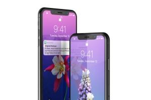 iPhone X智能手机APP设计图演示样机模板02 Free iPhone X Mockup 02插图2