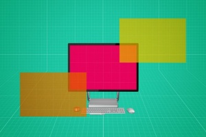 微软一体机电脑样机模板 Surface Studio Mockup V.2插图12