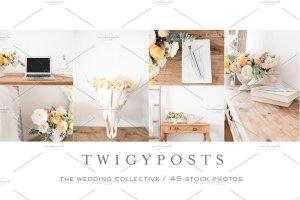 婚礼场景照片样机合集 Ultimate Wedding Stock Photo Bundle插图3