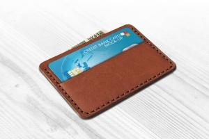 信用卡银行卡设计样机模板 Credit Bank Card Mock-Up插图4