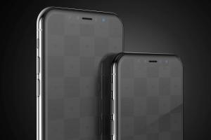 iPhone X手机屏幕UI界面设计局部效果图样机05 iPhone X Mockup 05插图5
