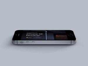 超级主流桌面&移动设备样机系列:iPhone SE 智能手机样机 [兼容PS,Sketch;共3.13GB]插图10