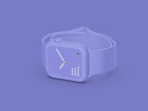 苹果第四代智能手表超级样机套装 Apple Watch 4 Mockups插图28