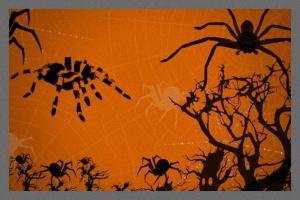 万圣节主题气氛营造PS图案画笔笔刷 Devilishly Cool Halloween PSD Brushes插图4