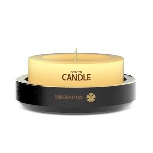 木制蜡烛外观设计PSD样机模板 Wooden Candle PSD Mock-ups插图4