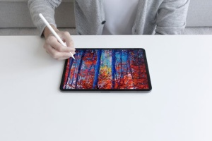 真实场景iPad Pro(第三代)设备样机展示模板 10 iPad Pro (3rd Generation) Mockups插图5