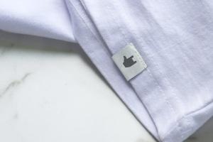 服装标签设计效果图样机模板 Label Tag Mockup插图2