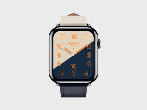 苹果第四代智能手表超级样机套装 Apple Watch 4 Mockups插图8