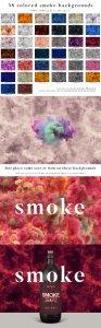 烟雾萦绕视觉特效PS素材大礼包[3.03GB] Smoke Toolkit 2插图10