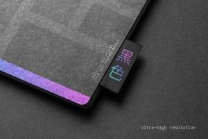 高端黑办公用品套装品牌VI设计效果图样机 Blck Branding Mockup Kit插图5