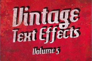一流设计素材网下午茶:150款3D文字效果的PS图层样式 150 3D Text Effects for Photoshop–2.61 GB插图41