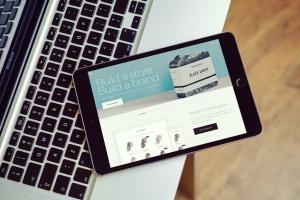 iPad平板电脑屏幕设备样机v4 iPad Screen Mockup v4插图2