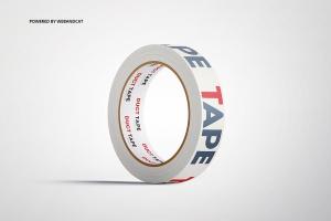 管道胶带图案设计效果图样机v2 Duct Tape Mock-up 2插图10