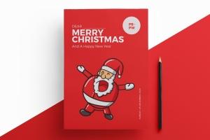 圣诞节主题元素矢量图形设计素材 Christmas Vector插图3