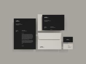 简约品牌VI视觉设计预览样机模板 Simple Branding Mockup插图2