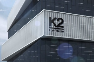 高品质的公司企业3D立体logo标志样机展示模型mockups插图2