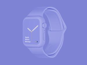 苹果第四代智能手表超级样机套装 Apple Watch 4 Mockups插图24