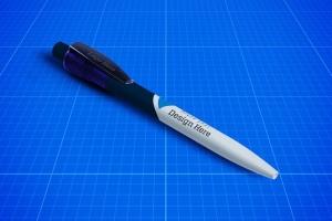 圆珠笔签字笔样机模板v11 Pen Mockup V.11插图16